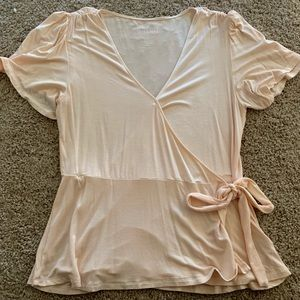 Top with Wrap Front